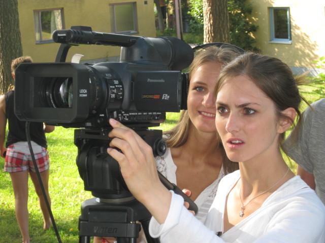 Cinemantrix kurs i filmskådespeleri
