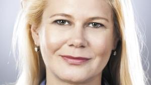 Gudrun Giddings gästföreläser på filmmanuskusen.